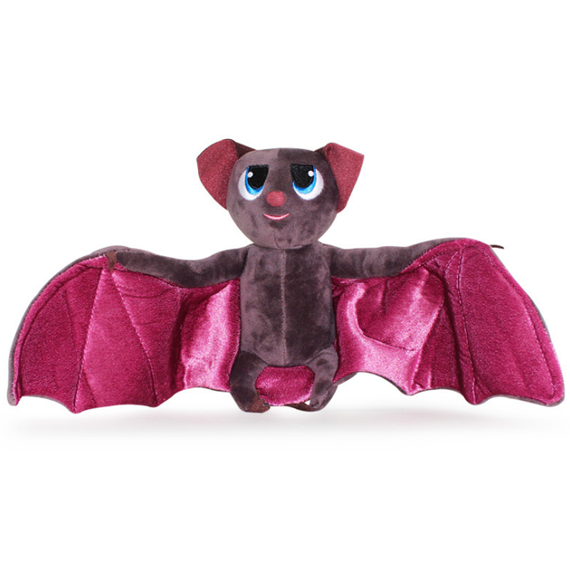 1 pcs hot sale Hotel Transylvania Mavis Dracula Bat Dolls Stuffed Toys Stuffed Plush Animals