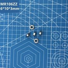 200PCS  mr106zz  MR106(6*10*3)  And    300PCS  MR74zz 4*7*2.5