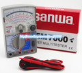 SANWA EM7000 Analog multimeter Analog Multitesters  FET Tester !!NEW!!Free shipping!!