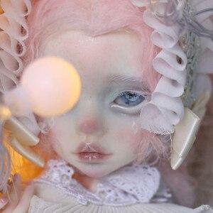 Image 2 - Muñeca BJD DIM Larina 1/4, platillo de labios gruesos, Minifee Luts para mujer, cuerpo MSD, juguetes para niña, muñeca Oueneifs en mente FL