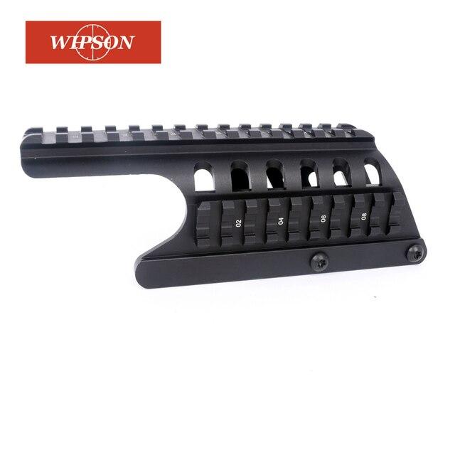 WIPSON Remington 870 RM870 пушка 12 Ga. Сфера 20 мм Picatinny боковой рейку Системы