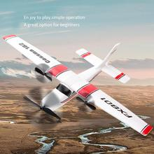 Beginner начальный уровень FX801 пульт дистанционного управления планер пульт дистанционного управления Самолет DIY самолет с фиксированным крылом
