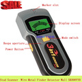 3 in 1 Stud Scanner Joist Live Wire Metal Finder  Wall Detector SK098YYB