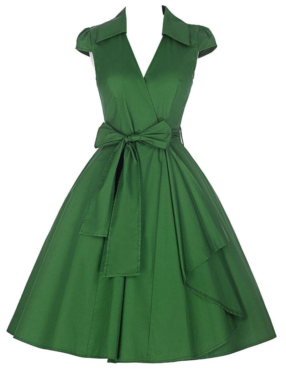 90fdb03a7f7 Women Summer Dress 2017 plus size clothing Audrey hepburn Floral robe Retro  Swing Casual 50s Vintage Rockabilly Dresses VestidosUSD 47.62 piece Belle  Poque ...
