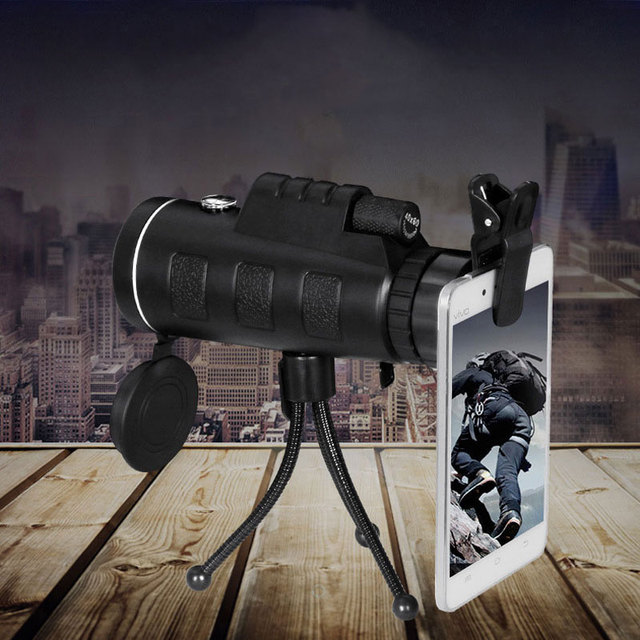 Monocular Telescope 40*60 High power super clear Portable Telescope Outdoor Travel Hunting