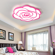 led ceiling light Simple modern living room led ceiling light warm romantic marriage room creative pink girl bedroom lamp avize led ceiling lamp children bedroom light main bedroom light boy girl warm romantic star cartoon shaped lights creative