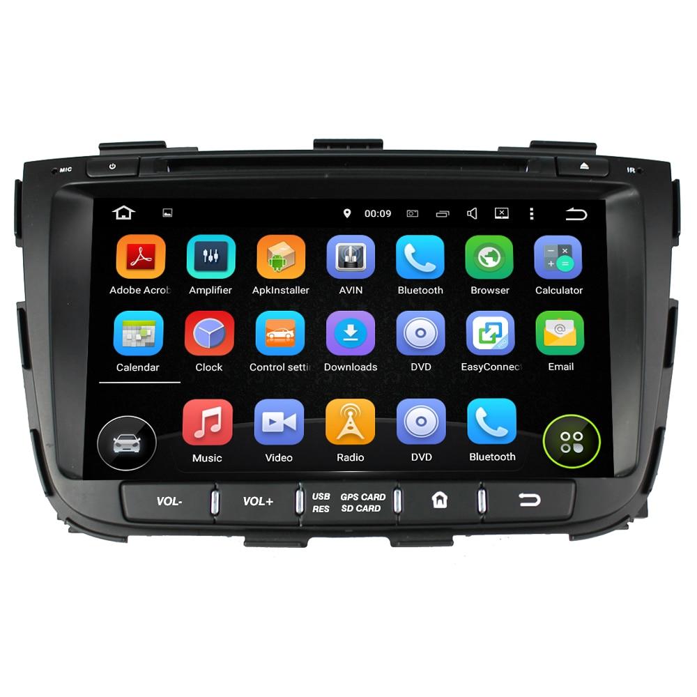 "KLYDE 8"" 2 Din Android 8.1 Car Radio For Kia SORENTO 2013"