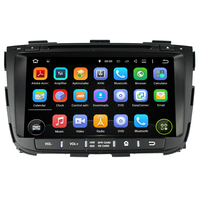 KLYDE 8 2 Din Android 8.1 Car Radio For Kia SORENTO 2013 Car Audio Multimedia Player Car Stereo DVD Player Steering Wheel Contr