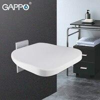 GAPPO настенный душ сиденье складной верстак для детей Туалет складной стул Душ Ванна стул Cadeira стулья, Ванна