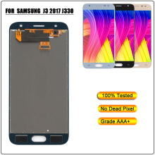 for Samsung J330 LCD Display Touch Screen Digitizer Assembly Galaxy J3 2017 J330F J330FN J330G Pro