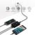 AUKEY 5-puertos de Carga Rápida cargador USB con Aipower Adaptativa 3.0 Tecnología para iphone 7 ipad air2 mini 3 galaxys7 s6 edge 54 w
