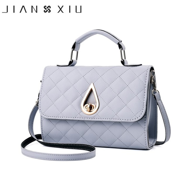 126b3abfa8d8 Women Leather Handbag Famous Luxury Handbags Women Bags Designer Fashion  Ladies Handbag Shoulder Messenger Bag Diamond Lattice