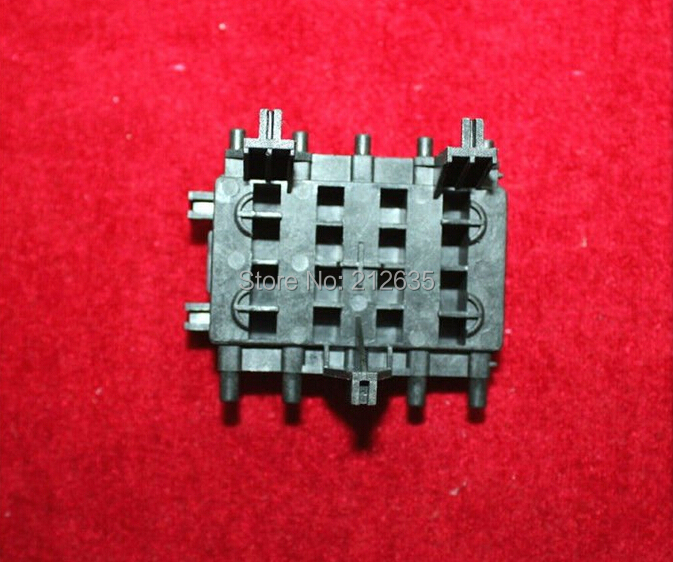 Solvent Capping Top for Epson 9700/9900/7900/7890/9890 1pcs package capping station for epson 7600 9600 solvent based ink printer