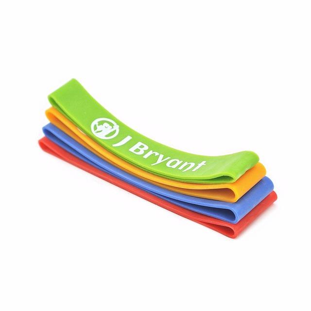 Mini conjunto de bandas de resistencia de dedos de látex