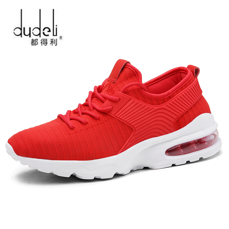 Amiable Dudeli Male Sports Shoes Run Gym Trail Running Shoes Men Boost 350 Tn Breathable Sneakers For Men Solomons Man Tennis Underwear & Sleepwears