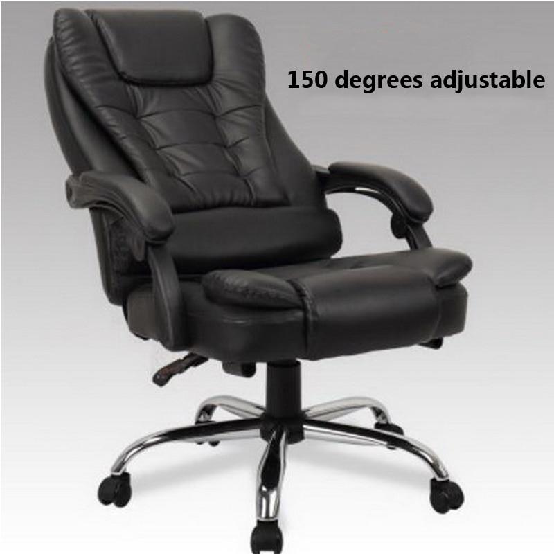 350105 / masszázs Az otthoni irodai számítógép székre fekszik / - Bútorok - Fénykép 2