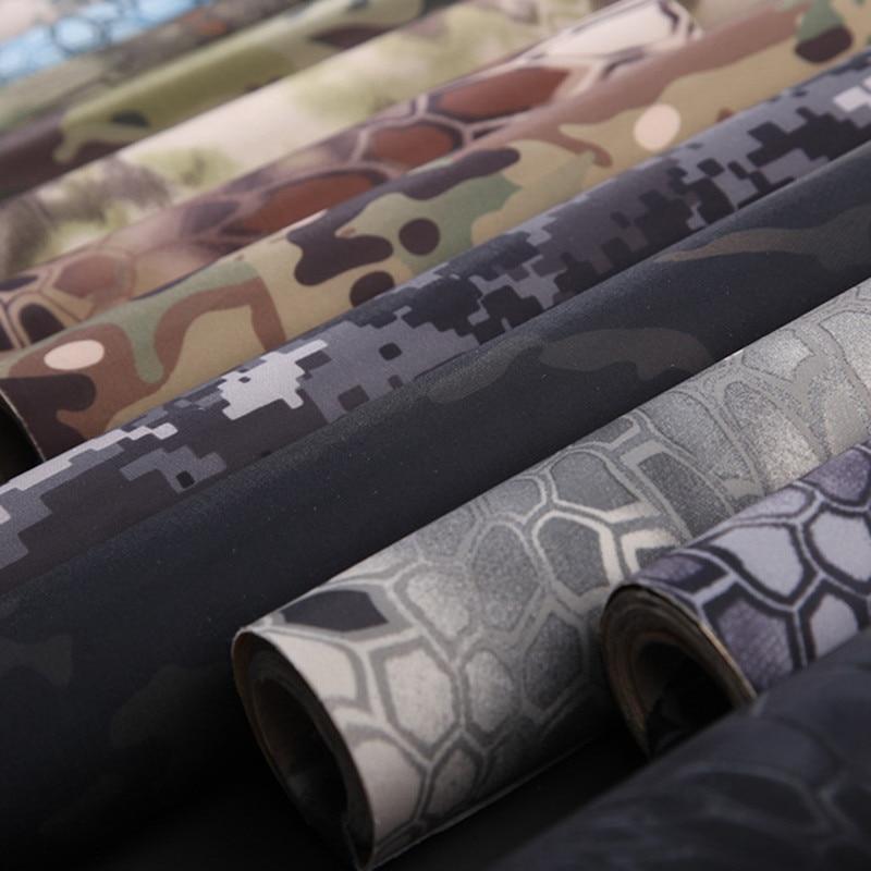 AA Shield Outdoor Camping Camo Bandage Military Rifle Covert Tape//Gun TAN