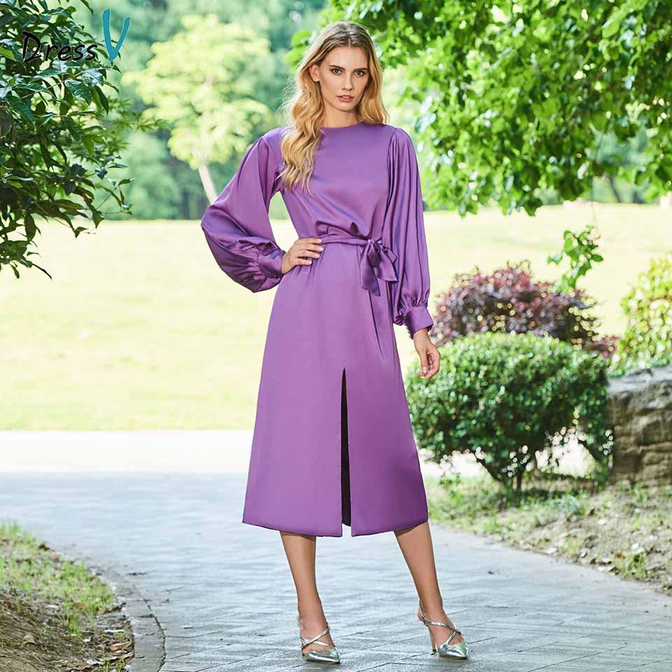 Großhandel lilac cocktail dress Gallery - Billig kaufen lilac ...