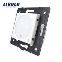 Thermostat Livolo régulateur de température Standard ue (sans panneau de verre), dispositif de chauffage, ca 110-250 V, C7-01TM-11
