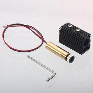 Image 5 - NEJE 2000mW Laser Head Tube Module Accessory Laser Engraving Machine Replace Parts for NEJE DK 8 KZ / DK 8 FKZ Engraver