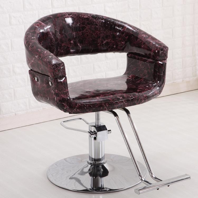 Новое парикмахерское кресло, вращающееся парикмахерское кресло, подъемное кресло с ручкой, парикмахерский салон, специальное парикмахерское кресло - Цвет: Style 11