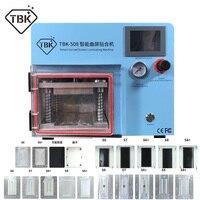 100% Оригинальные TBK 508 изогнутые Debubble ЖК дисплей ламинаторы для samcung S6 S6 + S7 S8 S8 + Edge Экран Ремонт Плесень бесплатно