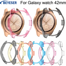 For Samsung galaxy watch 42mm/46 mm PC Case Lightweight Cover Protect Shell hard Ultra-thin Bumper Frame Watch Accessories