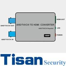 3.0 TVI 2.0 AHD CVI TO HDMI converter for CCTV camera