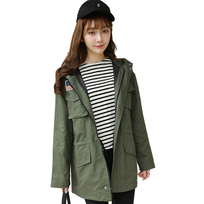 Popular Womens Military Style Jacket Buy Cheap Womens