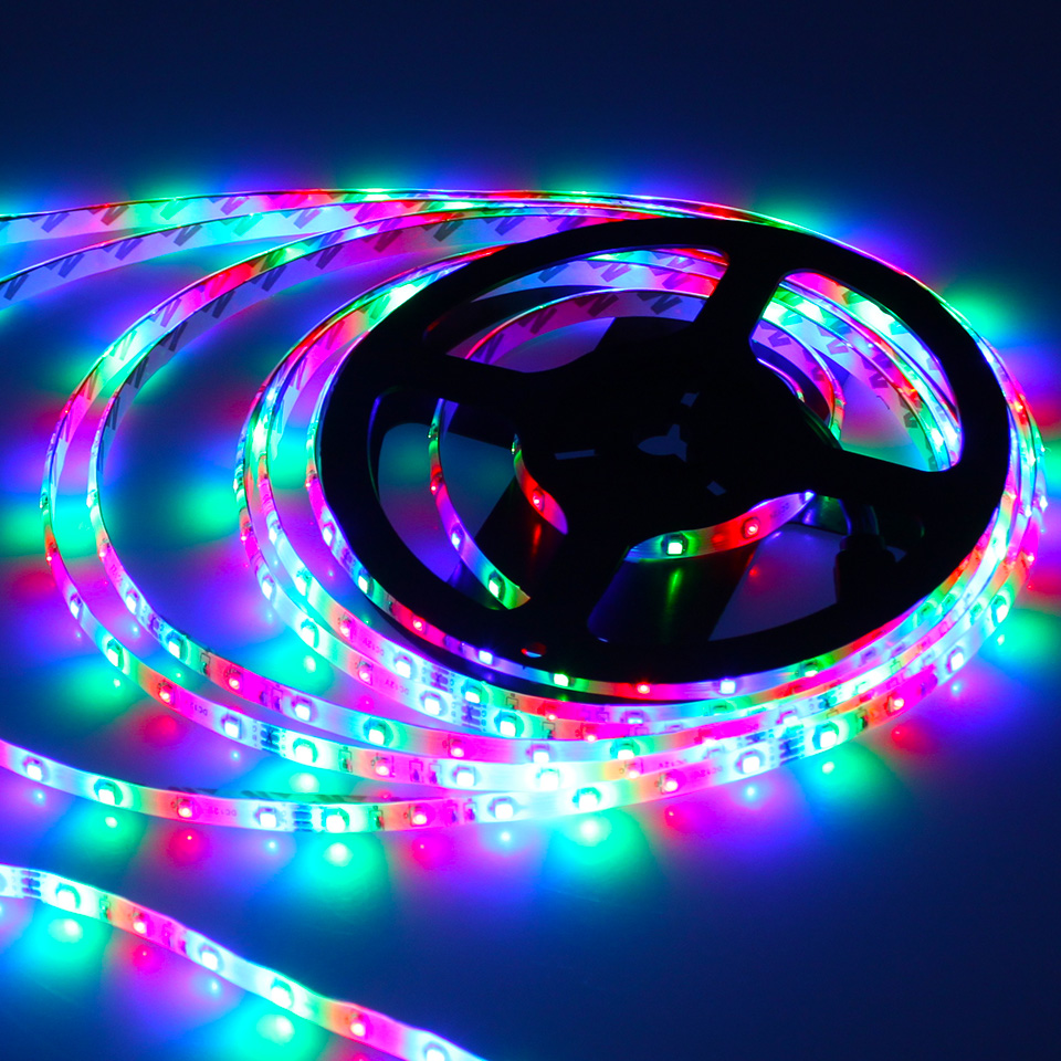 5m/rol Led Strip Lights SMD3528 12V Flexible Led Bar Light Waterproof IP65 Strips LED Tape LED Striplight