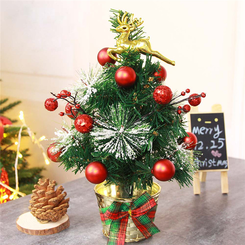 New Arrival Artificial Flocking Christmas Tree Multicolor