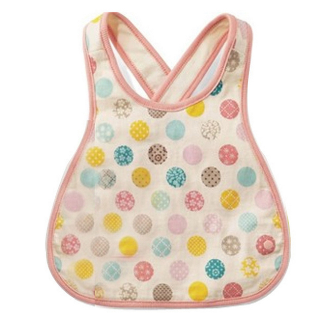 Double Baby Eating Bandana Bibs Funny Animal Print