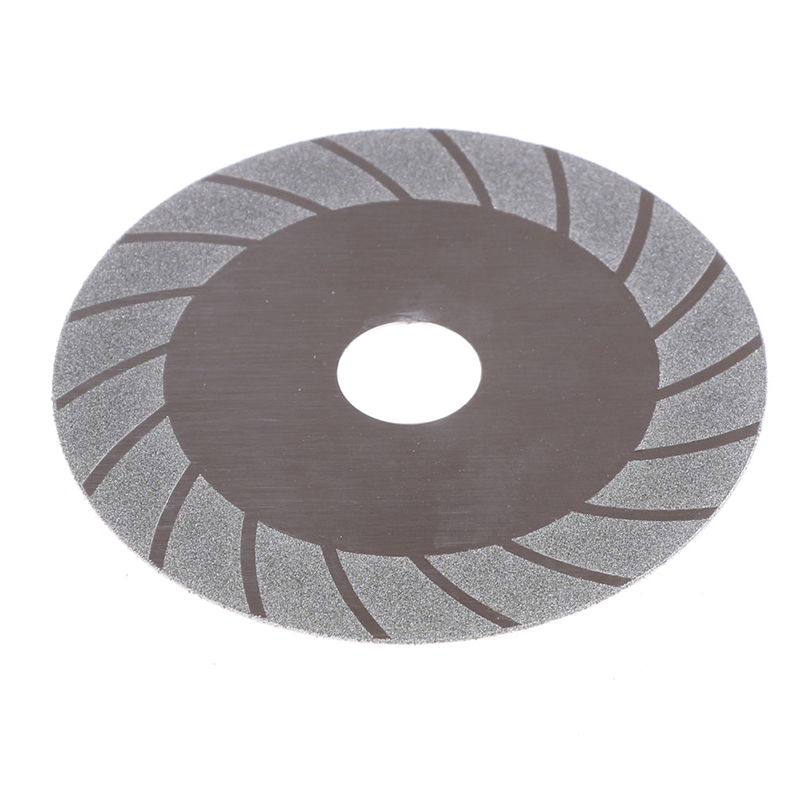 1Pc Cutting Disc 100mm Carbon Steel Diamond Cutting Disc Cutter Grinding Wheel For Glass Metal Rotary Tool Dremel Accessorie New