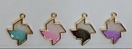 Jewelry-Accessories Windmill/wind-Gauge Charm Pendant Necklace/bracelet Gold Antique