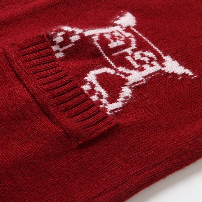 adohon 2018 дамски зимни пуловери от - Дамски дрехи - Снимка 5