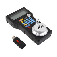 Wireless USB MPG Pendant Handwheel Controller mach3 system for cnc milling