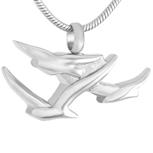 Stainless steel ashes jewelry necklace pendant big promotion Limited quantity