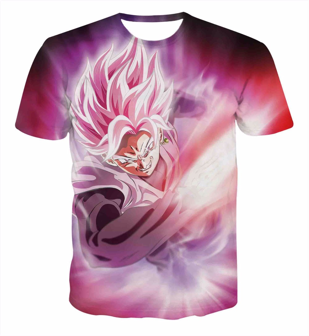 Dragon Ball Super Goku T-shirts