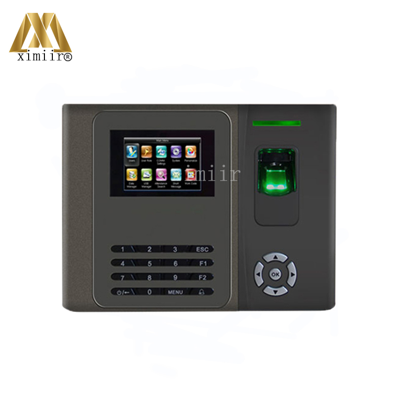 Hot Sale Fingerprint Time Attendance Fingerprint Reader Linux System TCP/IP Biometric Time Recorder XM200