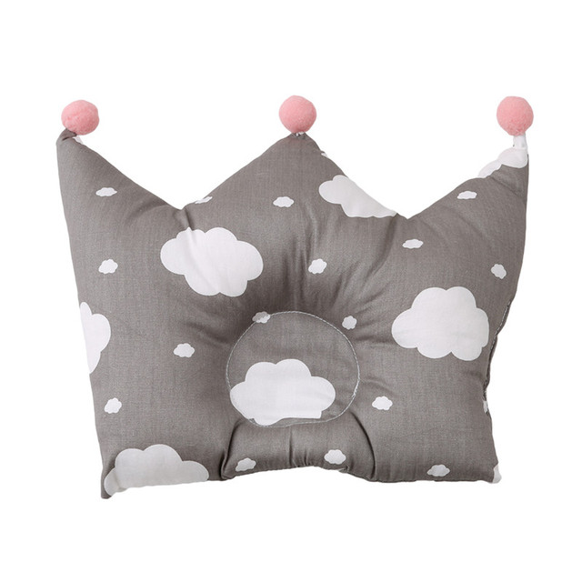 Baby Crown Shaped Pillows