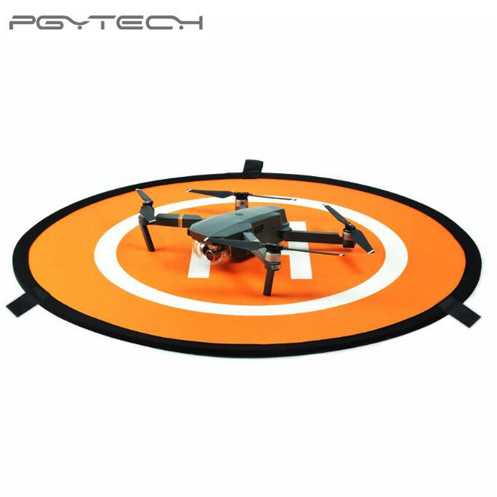Portable Parking Apron RC Drone Quadcopter Fast-fold Landing Pad Tarmac Parking for DJI phantom 2 3 4 inspire 1 Mavic Pro