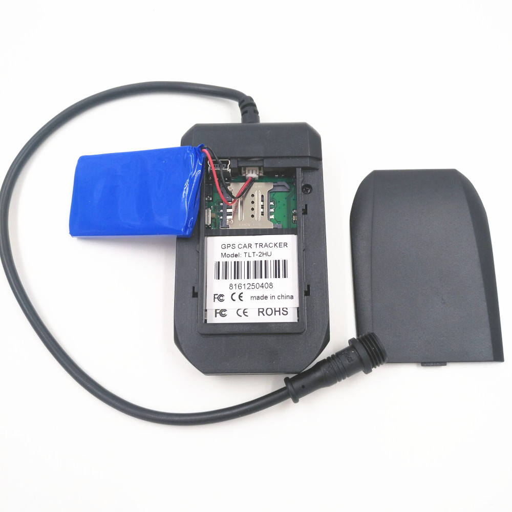 GPS Tracker TLT 2HU Mini Global Real Time 4 Bands GSM/GPRS/GPS Tracking Device For Motor /Car Truck GPS/GSM Vehicle Tracking