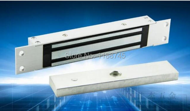 280kg 620Lbs 12V Conceal Mounted Invisible installation for Single Door Magnetic Lock/Concealed Shear Magnetic Lock door