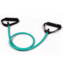 Short paragraph green resistance bands gym strength training latex athletic equipment pull ring