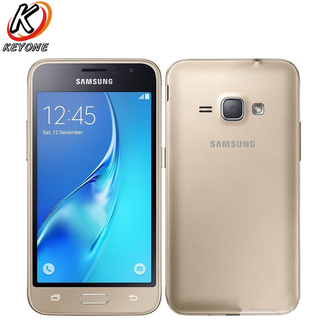 Brand New Samsung Galaxy J1mini J106H-DS Mobile Phone 4.0 inch 1GB RAM 8GB ROM Quad Core 5MP 1600mAh Android Cell Phone