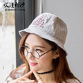 2016 Korean Fashion Hat Lady Spring Hat Male Tide Basin Hat Summer Outdoor Leisure Cap Recommend  Harwin