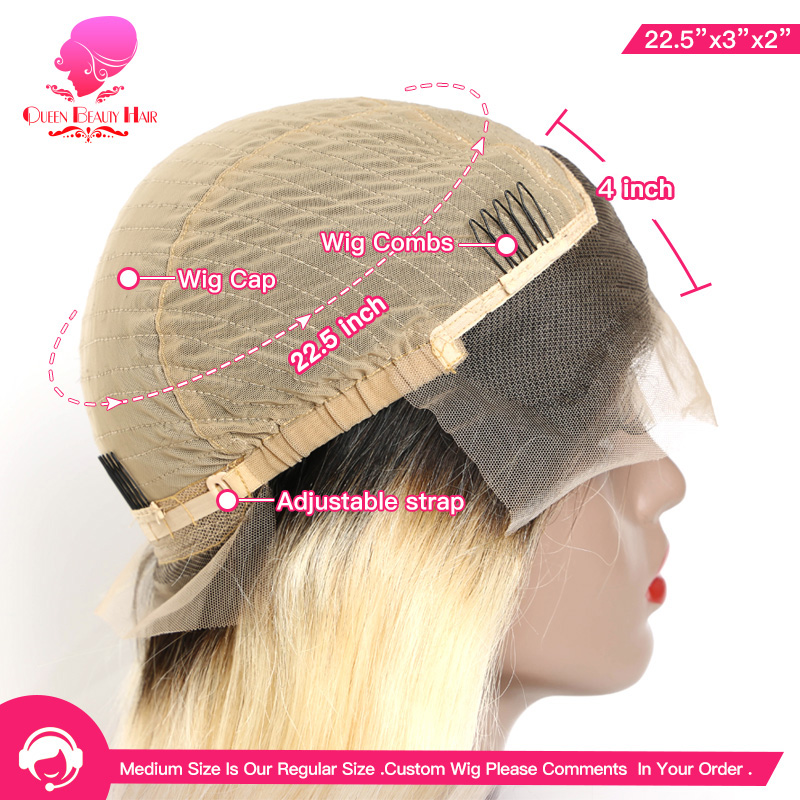 1b 613 ombre blonde wig (2)