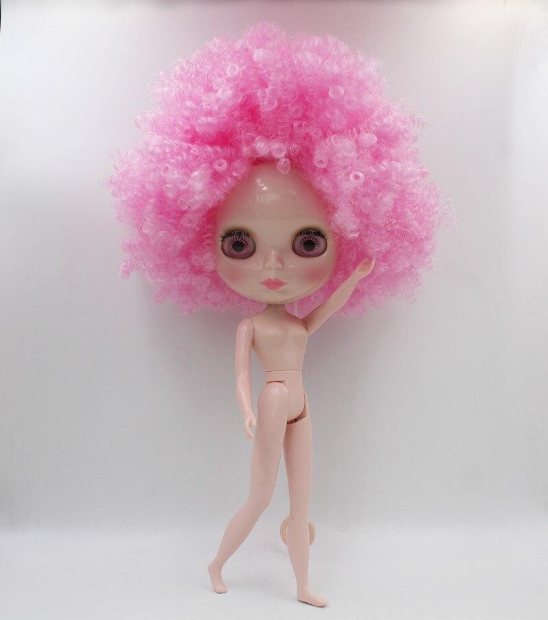 Free Shipping big discount RBL-621 DIY Nude Blyth doll birthday gift for girl 4colour big eye doll with beautiful Hair cute toyFree Shipping big discount RBL-621 DIY Nude Blyth doll birthday gift for girl 4colour big eye doll with beautiful Hair cute toy