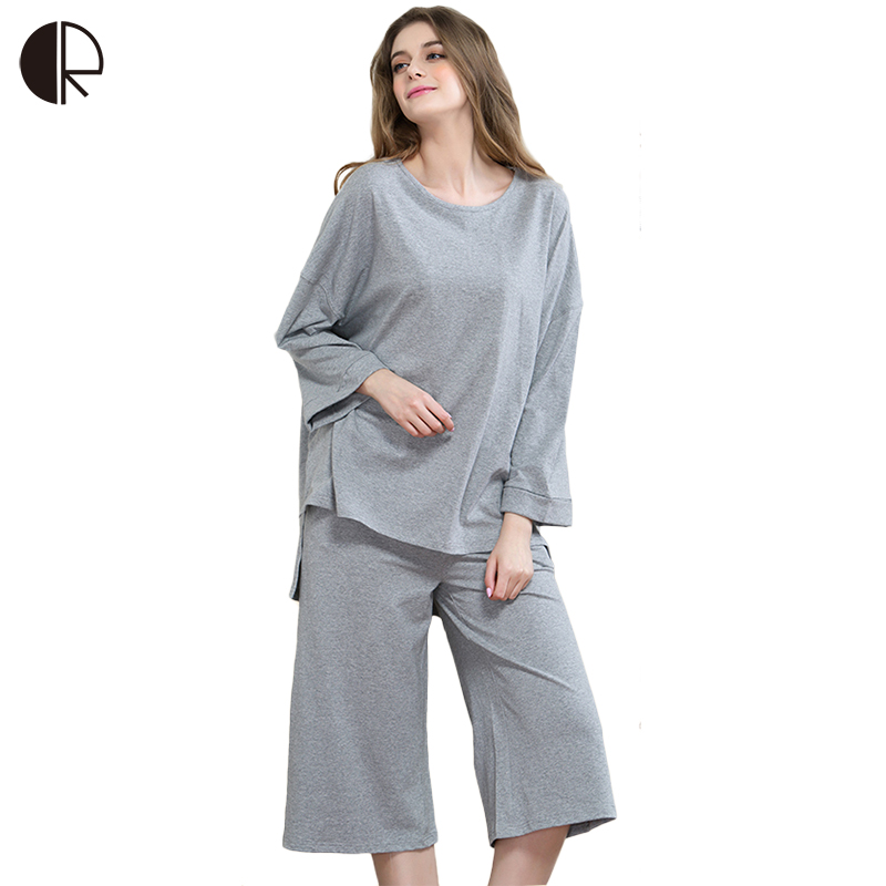 Types of women's petite pajama sets. Petite sizing complements the proportions of women 64 inches and smaller. Shorter legs, arms, and torsos in these pajamas mean that your sleepwear will fit properly and won't need tailoring to achieve a proper fit.