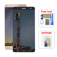 For ASUS Zenfone 3 Deluxe ZS570KL Z016D Full Display Touch Screen Digitizer For ASUS ZS570KL LCD Assembly Replacement +Tools